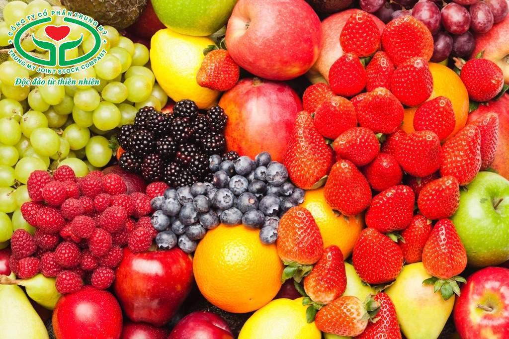 Ăn nhiều trái cây giúp làm giảm nguy cơ thoái hóa điểm vàng
